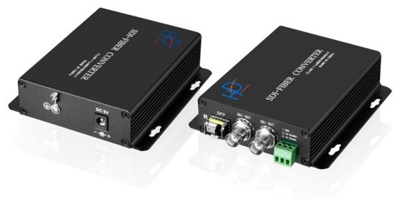 China Professional HDMI Fiber Extender / SDI To Fiber Converter 1-Ch With LOOP Output supplier