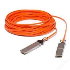 China Duplex LC Receptacle QSFP Optical Transceiver 10km With 25.78 Gbps/CH Data Rate supplier