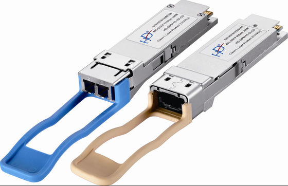 China 40km Multirate QSFP+ Optical Transceiver Module HD-QSFP+/40G-ER4 supplier